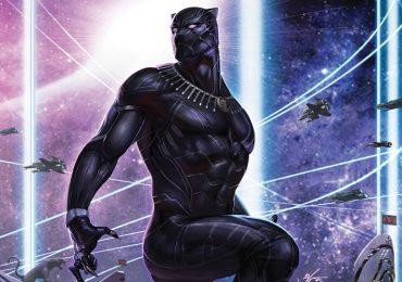 Black Panther: El Imperio Intergálactico De Wakanda