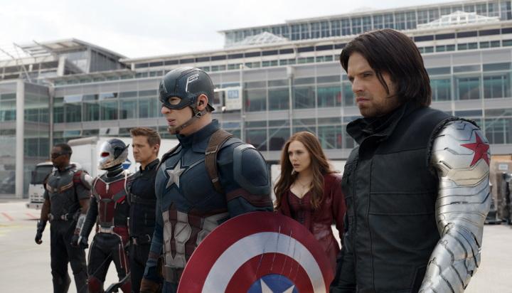 Chris Evans entrega el escudo del Capitán América a un fin altruista
