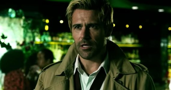 Legends of Tomorrow hacen referencia a una historia icónica de Constantine
