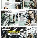 DC Semanal: V for Vendetta IX de X