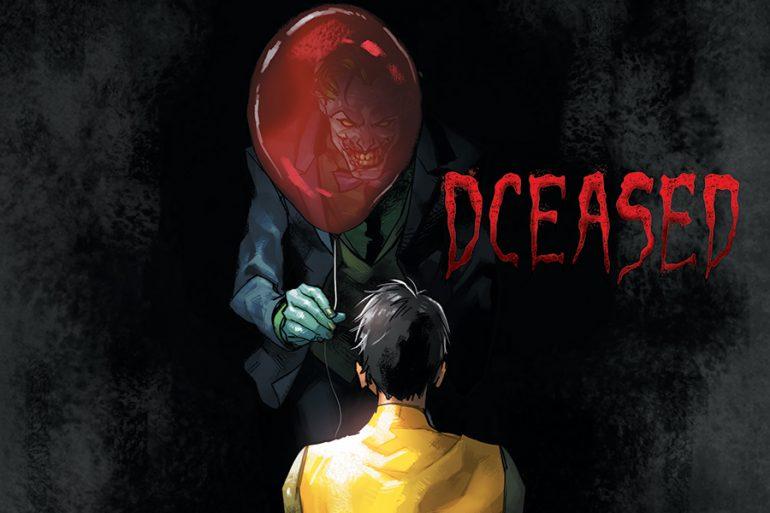 Tom Taylor explica el horror detrás de DCeased