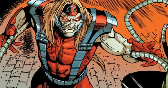 Así era el aspecto de Omega Red que se planeaba usar en Deadpool 2