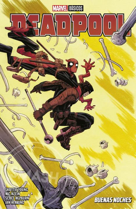 Deadpool: Buenas Noches