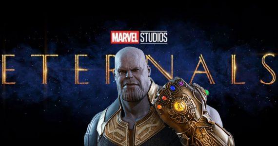 ¿Thanos podría regresar al MCU con The Eternals? ¡Qué miedo!