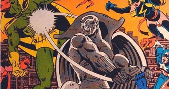 Top 5: Villanos más ridículos de los Avengers