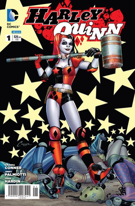 Las mejores historias de Harley Quinn elegidas por Jimmy Palmioti