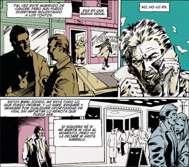 Legends of Tomorrow hacen referencia a una historia irónica de Constantine
