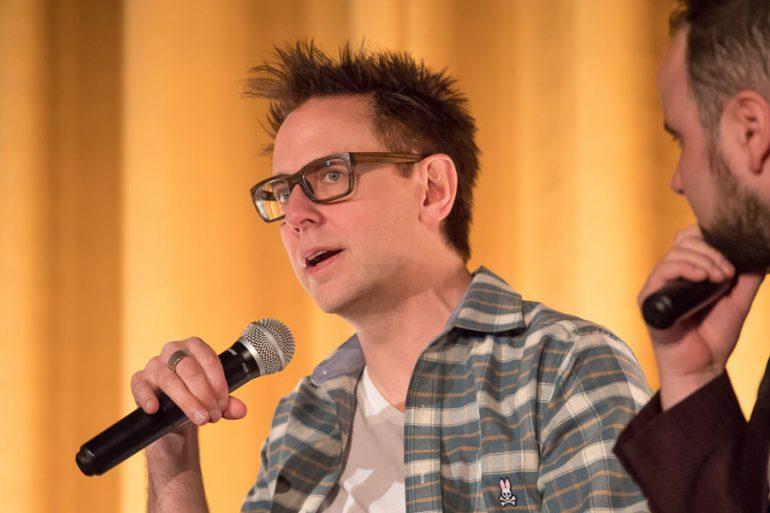 James Gunn tiene en mente dos películas más del Universo DC