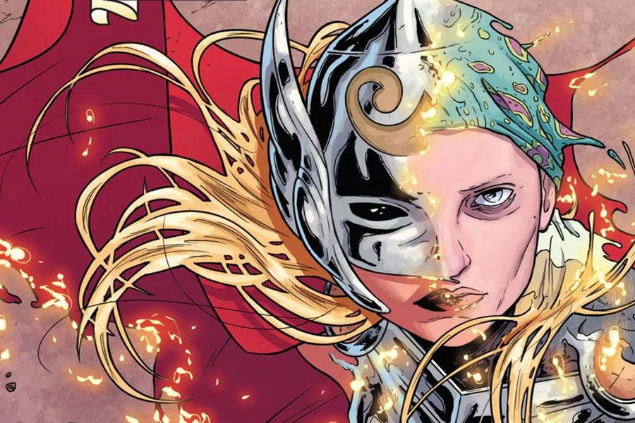 Taika Waititi no seguirá la línea de cómics para Thor: Love and Thunder