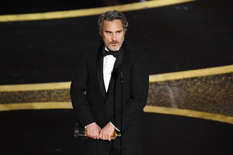 Joker: Éste fue el discurso de Joaquín Phoenix tras ganar el Oscar