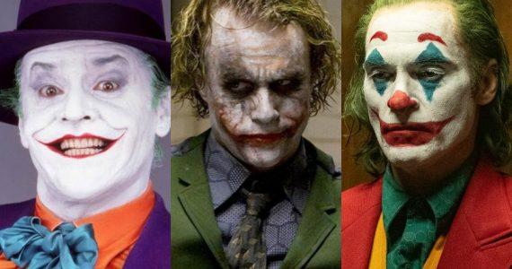 Las diferentes versiones del Joker se unen en un póster especial