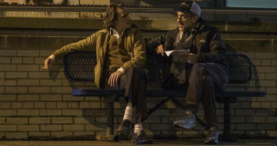 Todd Phillips comparte imágenes del último día de filmación de Joker