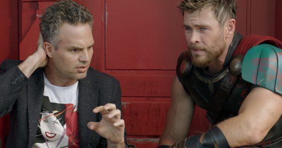 ¿Cómo reaccionó Marvel Studios tras las filtraciones de Mark Ruffalo a Thor: Ragnarok ?