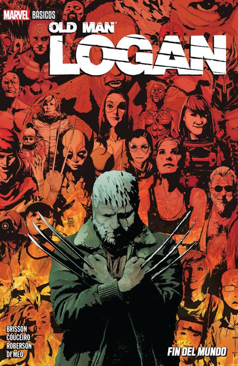 Marvel Básicos: Old Man Logan: Fin del Mundo