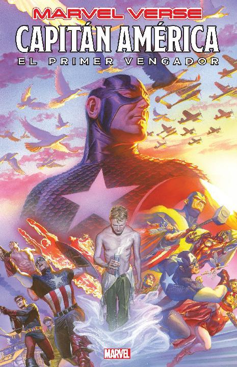 Marvel Verse – Capitán América: El Primer Vengador