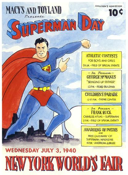 El primer actor que dio vida a Superman