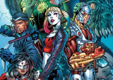 Idris Elba y Margot Robbie comandan al nuevo Suicide Squad 2 en escena
