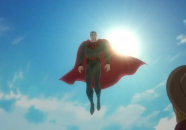 VIDEO: Estados Unidos conoce al Camarada de Acero en Superman: Red Son