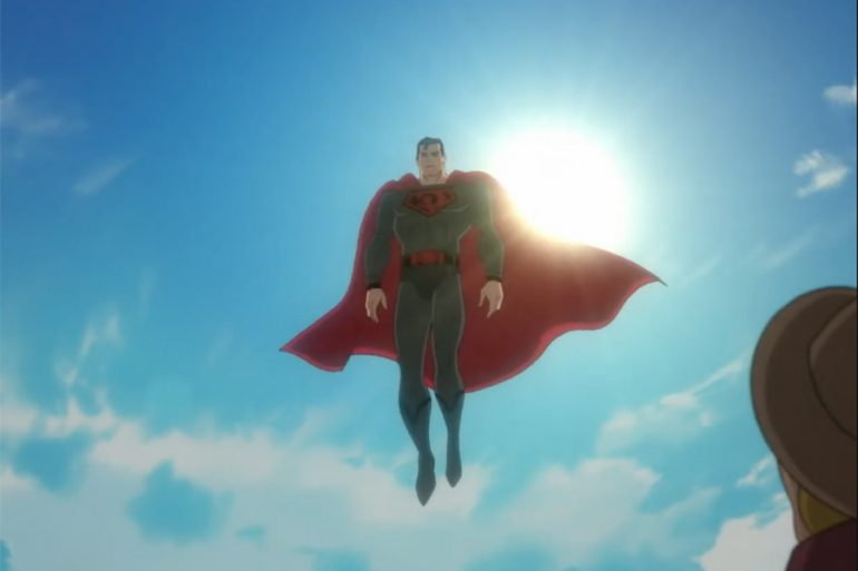 VIDEO: Estados Unidos conoce al Camarada de Acero en Superman: Red Son