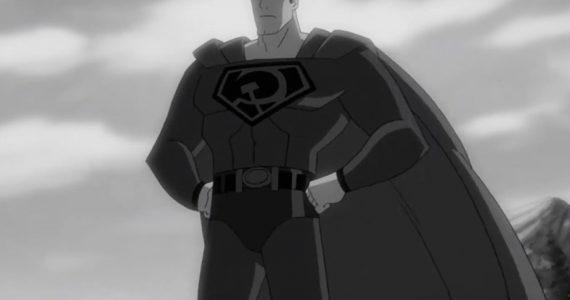 El mundo conoce al Camarada de Acero en nuevo clip de Superman: Red Son