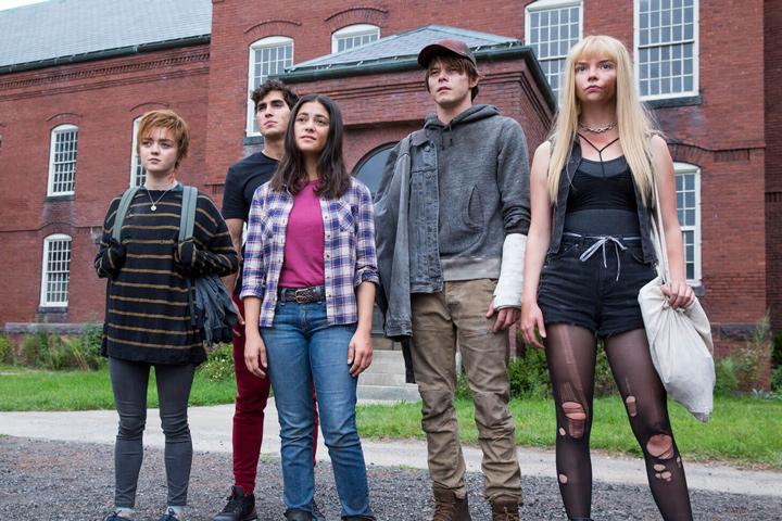Misterio y horror llegan en el nuevo póster de The New Mutants