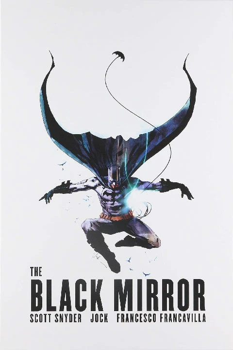 Top 5: Razones para leer Batman: The Black Mirror