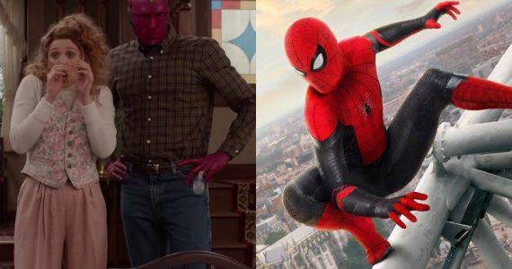 Tom Holland espera que Spider-Man también aparezca en Wandavision