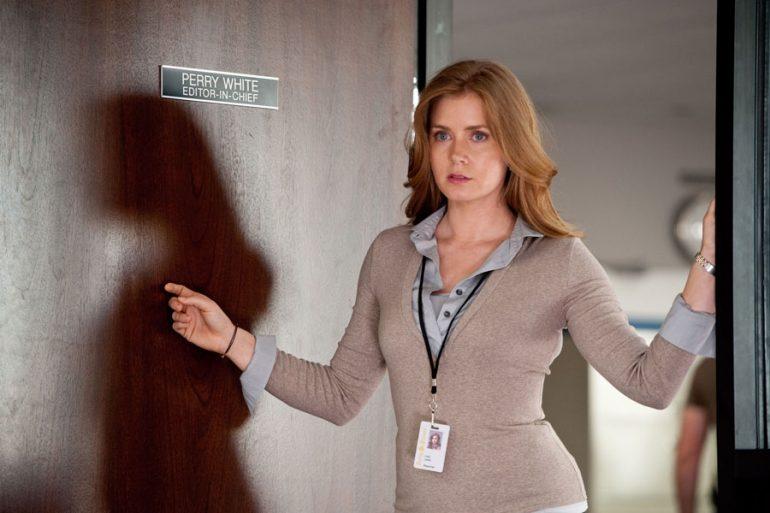Amy Adams quiere regresar como Lois Lane