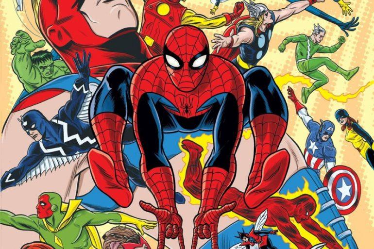 Marvel y las plataformas digitales te ayudan a enfrentar la cuarentena