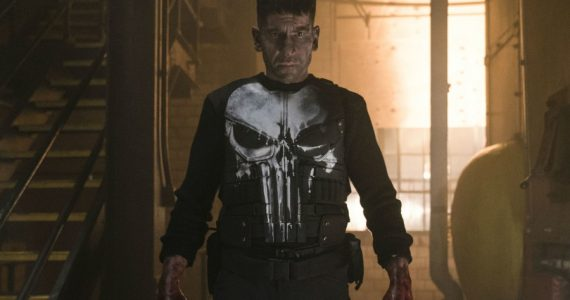Joe Quesada comparte un arte inédito de The Punisher