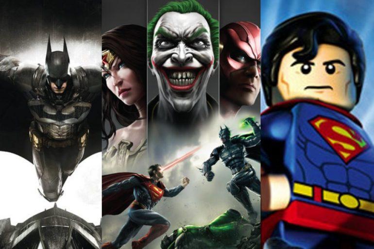 Top 10: Videojuegos de DC que disfrutarás durante la cuarentena