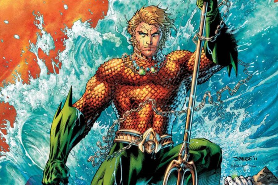 Aquaman podría estar presente dentro del Arrwoverse