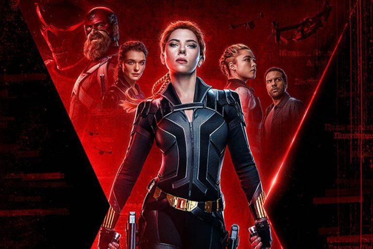 Black Widow también nos presenta un espectacular póster