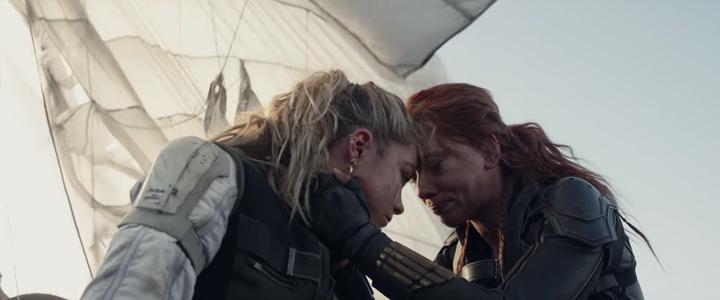 Black Widow, desde la perspectiva de Scarlett Johansson