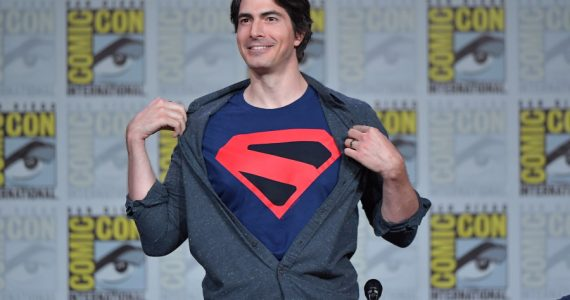 Brandon Routh habla de su despedida en Legends of Tomorrow