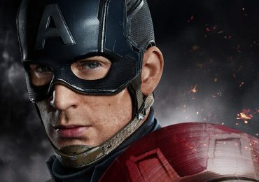Así luciría Chris Evans como el Capitán América de Rob Liefeld