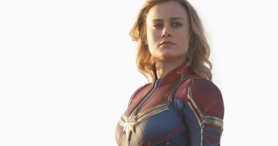 Así fue la prueba de cámara de Brie Larson para Captain Marvel