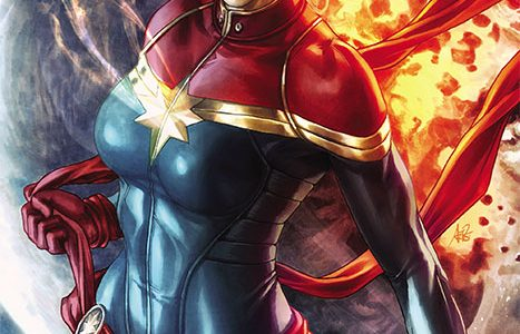 Captain Marvel: Reingreso