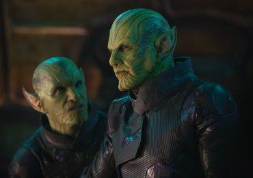 Los Skrulls tenían un aspecto diferente para Captain Marvel