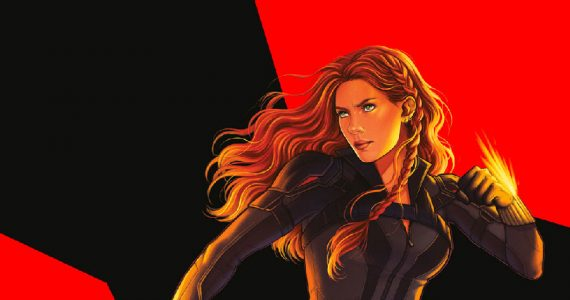 Black Widow en las portadas de la revista Empire