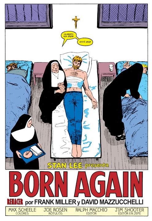 Daredevil: Born Again, ¿La mejor historia de Marvel?