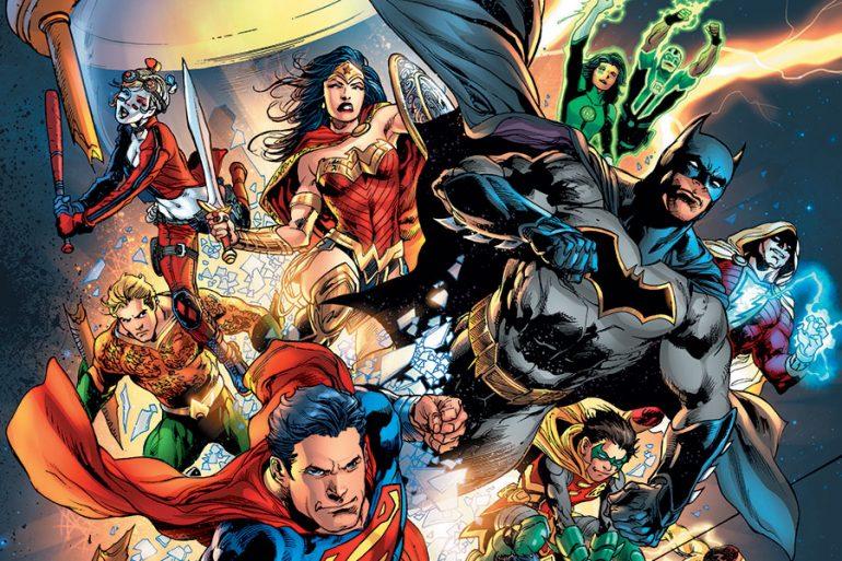 Las opciones de DC Comics para hacer maratones en plataformas digitales