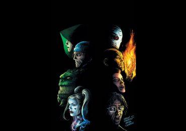 ¿James Gunn reveló el primer póster de The Suicide Squad?