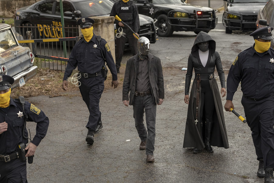 HBO podría adaptar V for Vendetta a una serie de TV