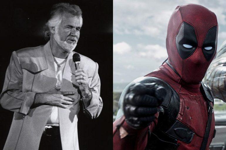 Deadpool rinde homenaje a Kenny Rogers con escena inédita
