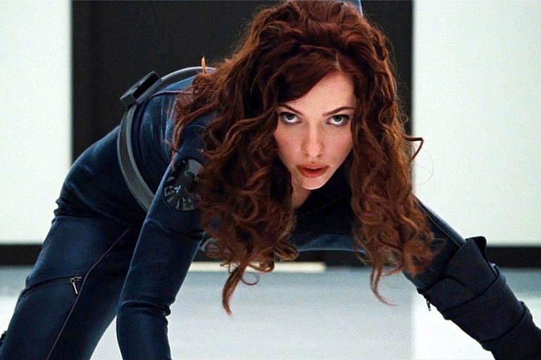 ¿Qué hacer en tu tiempo libre? Entrena como Black Widow