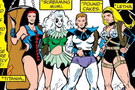 Un grupo de villanas llegan a The Falcon and The Winter Soldier