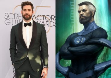 John Krasinski podría interpretar a Reed Richards en el MCU