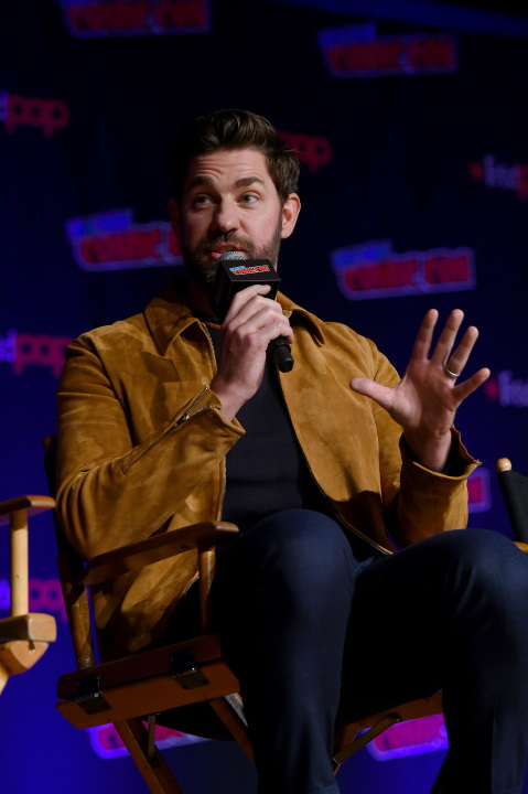 John Krasinski podría interpretar a Reed Richards en el MCU