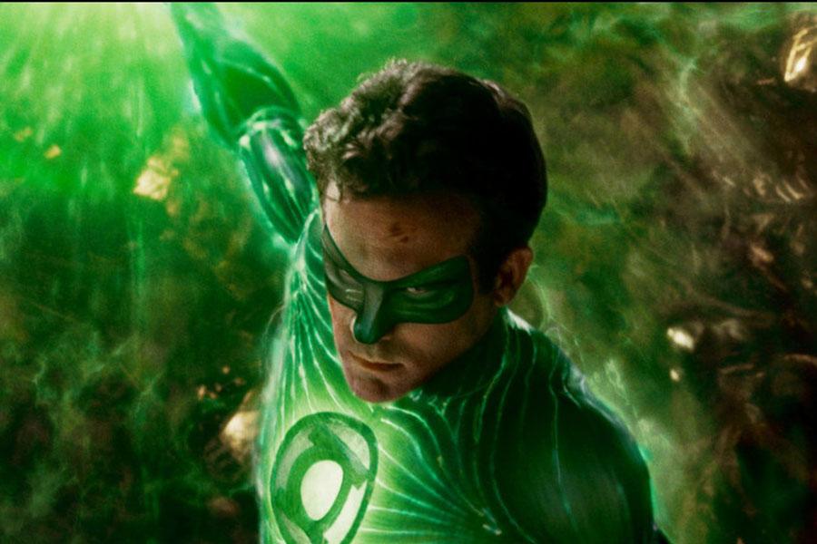 Ryan Reynolds lucha contra el Coronavirus como Green Lantern